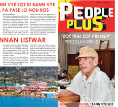 People Plus 18 April 2015