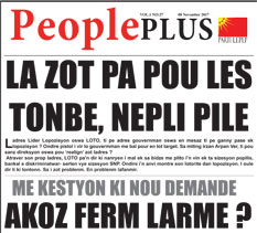 People Plus 08 November 2017