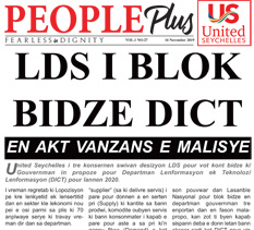 People Plus 16 November 2019