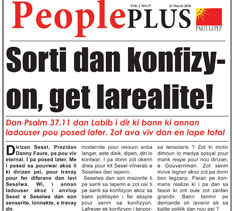 People Plus 23 March 2018