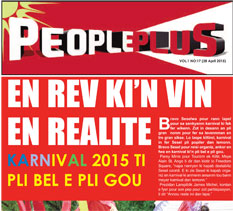 People Plus 28 April 2015